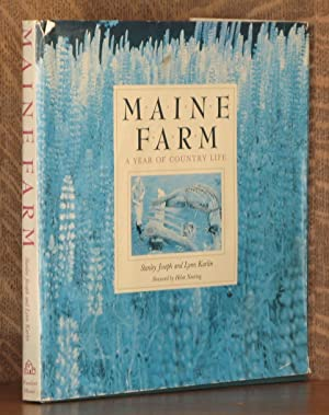 MAINE FARM, A YEAR OF COUNTRY LIFE: Stanley Joseph and