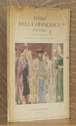 PIERO DELLA FRANCESCO FRESCOES: intro by Roberto Longhi