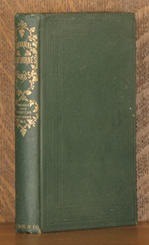 PASSAGES ROM THE AMERICAN NOTE-BOOK (VOL 2 - INCOMPLETE SET): Nathaniel Hawthorne