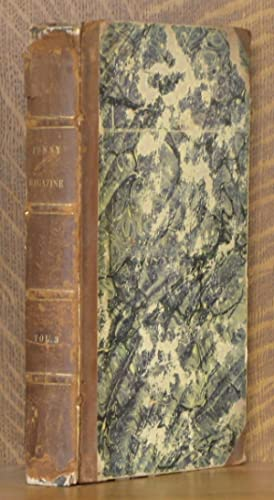 THE PENNY MAGAZINE OF THE SOCIETY FOR THE DIFFUSION OF USEFUL KNOWLEDGE 1834: various