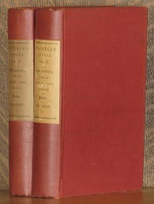 THE WAVERLY NOVELS - WAVERLY - VOLS 1 AND 2: Walter Scott