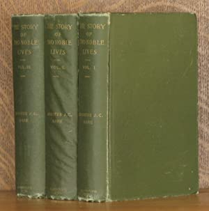 THE STORY OF TWO NOBLE LIVES 3 Volumes - Complete: Augustus J. C. Hare