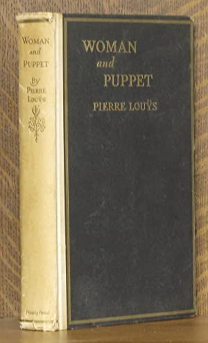 WOMAN AND PUPPET: Pierre Louys, illustrated