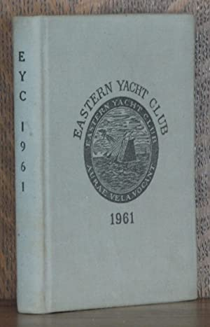 EASTERN YACHT CLUB ANNUAL 1961: anonymous