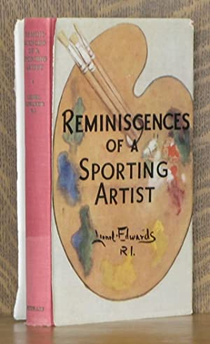 REMINISCENCES OF A SPORTING ARTIST: Lionel Edwards