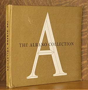 THE ALBANO COLLECTION 1958: anonymous