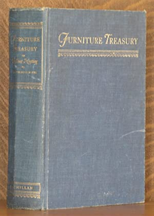 FURNITURE TREASURY (MOSTLY OF AMERICAN ORIGIN) ALL PERIODS OF FURNITURE.: Wallac Nutting
