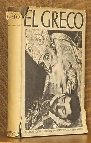 EL GRECO: Ludwig Goldscheider