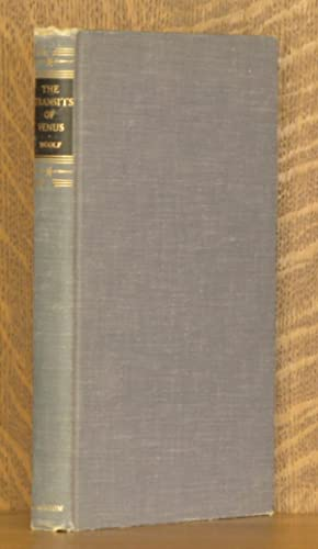 THE TRANSITS OF VENUS A STUDY OF EIGHTEENTH-CENTURY SCIENCE: Harry Woolf