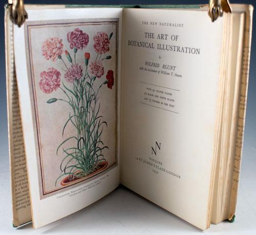 The New Naturalist: The Art of Botanical Illustration: Blunt, Wilfrid