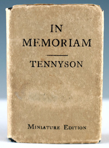 In Memoriam by Tennyson, Alfred Lord: Bryce, David ...