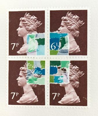Portraits of the Queen, the Stamp Collages of Jack Milroy: Packer, William