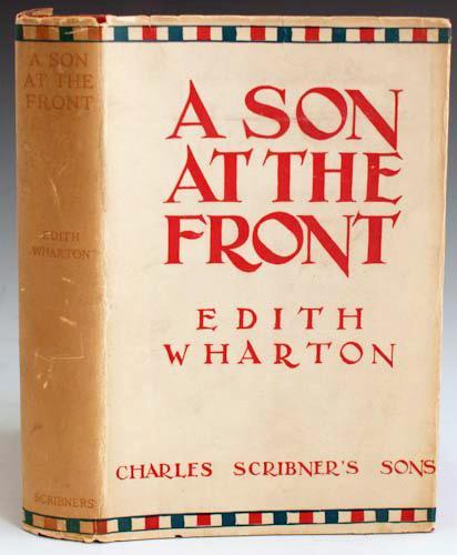 A Son at the Front: Wharton, Edith