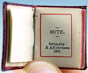 Mite: Robinson, Ernest A.