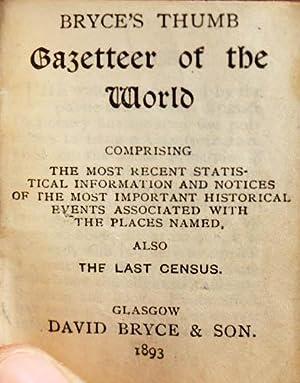 Thumb Gazetteer of the World