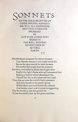 Works: Shakespeare, William
