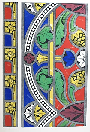 Church Windows: A Series of Designs, Original or Selected from Ancient Examples