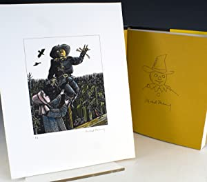 The Wonderful Wizard of Oz: Hand-colored Laser Prints: Baum, L. Frank