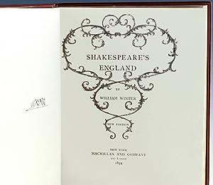 Shakespeare's England: Winter, William