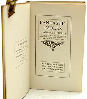 Fantastic Fables: Bierce, Ambrose