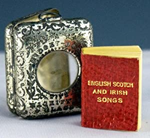 Old English, Scotch, and Irish Songs, with Music. A Favourite Selection. Edited by William Moodie. ...