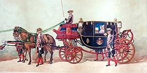 Comitiva Regia en el Casamiento de S. M. el Rey de España Don Alfonso 12 con S. A. I. y R. ...