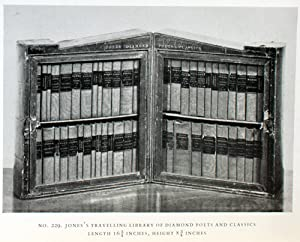 Catalogue of the Library of Miniature Books Collected by Percy Edwin Spielmann. Together with Some ...