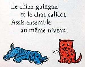 Le Chien Guingan et le Chat Calicot: Collin, Marcie