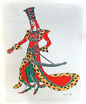 Robes of Thespis. Costume Design by Modern Artists: Mason, Rupert, George Sheringham and R. Boyd ...