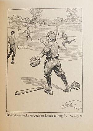 Donald Dare, the Champion Boy Pitcher, or The Baseball Boys of Fair Haven: Stone, Raymond