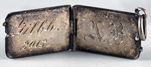 Silver Souvenir Locket