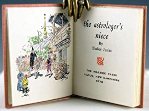 The Astrologer's Niece: Jenks, Tudor