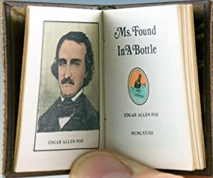 Ms. Found in a Bottle: Poe, Edgar Allen