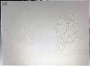 Watermark portrait of Dard Hunter
