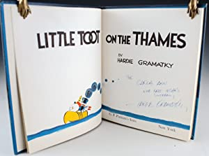 Little Toot on the Thames: Gramatky, Hardie