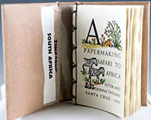 A Papermaking Safari to Africa: Thomas, Peter