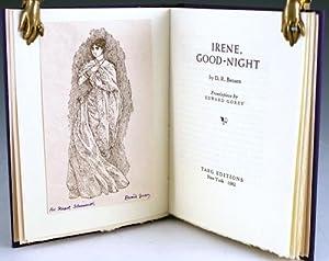 Irene, Good-Night: Bensen, D. R.