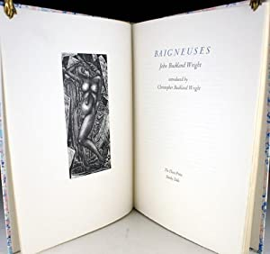 Baigneuses. Introduced by Christopher Buckland Wright: Buckland Wright, Christopher