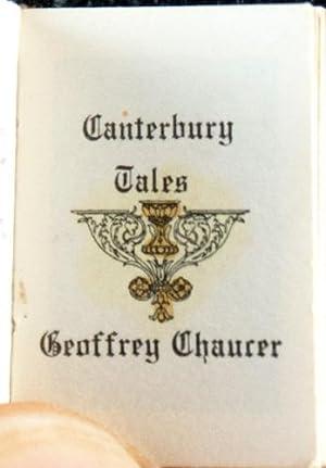 Canterbury Tales: Chaucer, Geoffrey