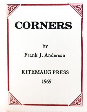 Corners: Anderson, Frank J.