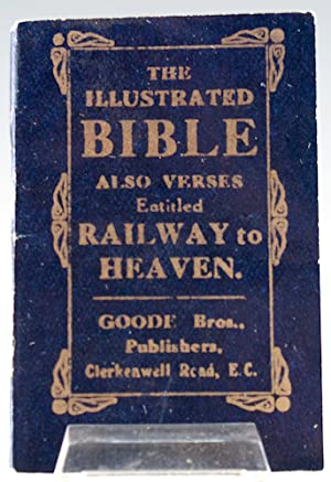 The Illustrated Bible; also Verses entitled Railway