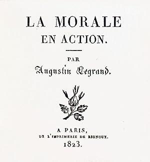 Petite Bibliothèque Portative: Legrand, Augustin