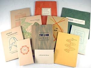 Group of Katydid Press books