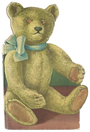 Nespokojeny Medvidek. Vesela prihoda. (The Discontented Teddy Bear. A cheerful story): ...