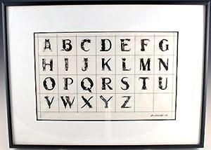 Cat alphabet