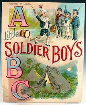 Little Soldier Boys ABC