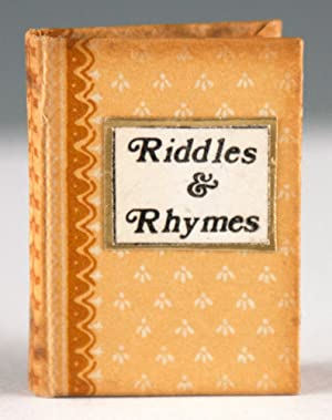 Riddles and Rhymes: Raheb, Barbara J. (compiler)