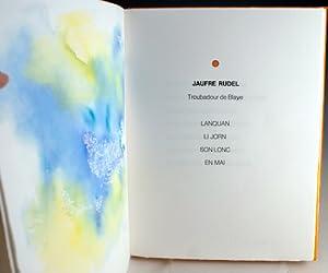 Lanquan li jorn son lonc en Mai: Rudel, Jaufre