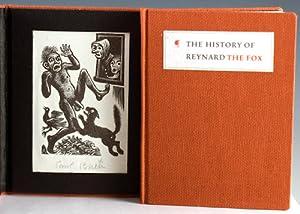 The History of Reynard the Fox [The: Harrisson, Christopher (trans.)