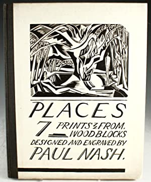 Places: 7 Prints from Woodblocks Designed and Engraved by Paul Nash